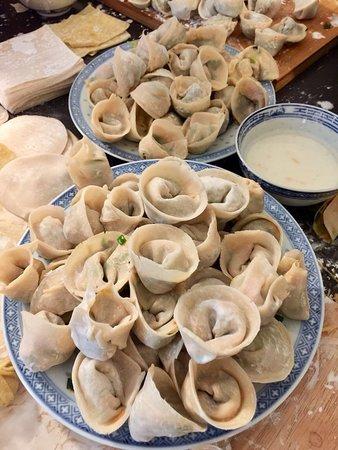 Feliz Yau Organic DimSum Class - Xiao long bao(Soup dumpling) & Dumplings & Bun Class HK
