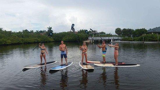 So Flo Water Adventures: Eco Paddle Tour