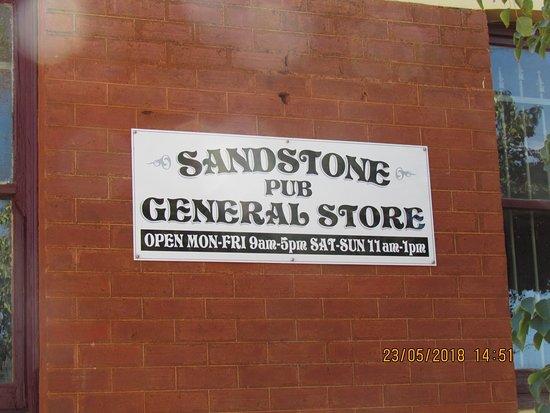 Sandstone Photo
