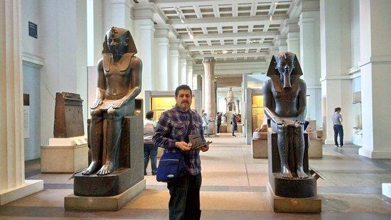 大英博物馆照片