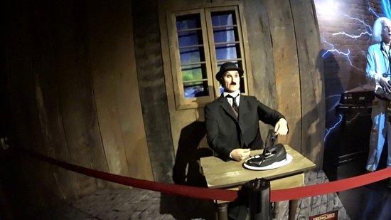 Museu de Cera Dreamland: Chaplin