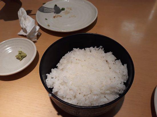 Sushi Zanmai Nu Sentral : Sticky Rice