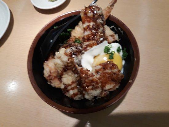 Sushi Zanmai Nu Sentral : Food
