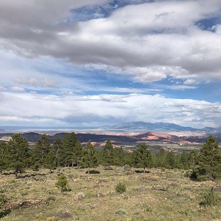 Larb Hollow Overlook ภาพถ่าย