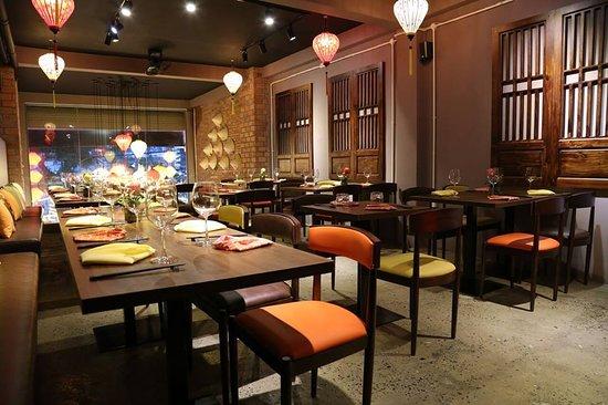 Non La Restaurant: the second floor