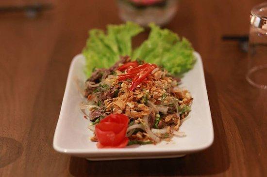 Non La Restaurant: Beef carpaccio