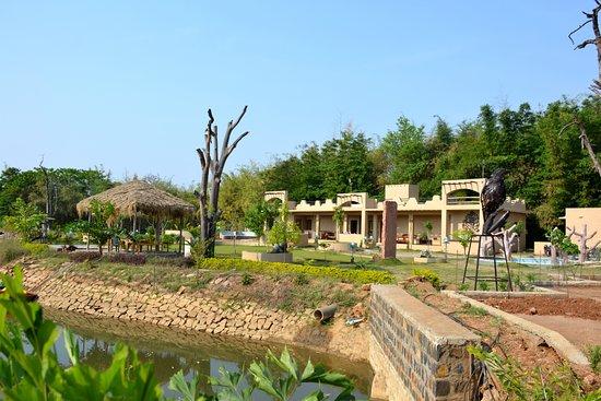 Tathastu Resorts: Activity Lawn