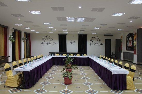 Tathastu Resorts: Conference Hall Seating arrangement
