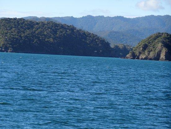 岩岛湾观光游船洞照片