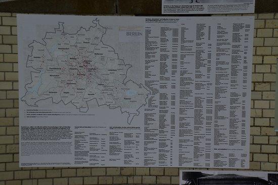 พิพิธภัณฑ์โทโปกราฟี ออฟ เทอร์เรอร์: SA-mødesteder, hvor der foregik afstraffelser