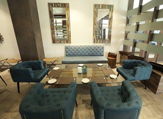 Riyasat Resort : Great Fine Dining Restaurant