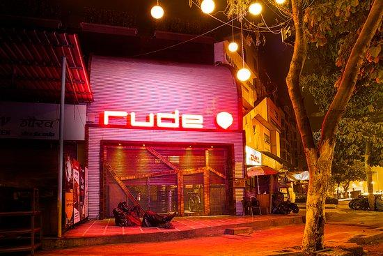 Rude Lounge - Thane: exterior
