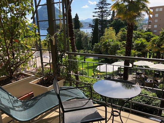 Grand Hotel Villa Castagnola: Junior Suite