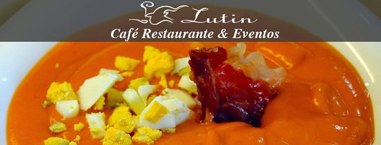 Lutin Cafe Restaurante & Eventos: Salmorejo