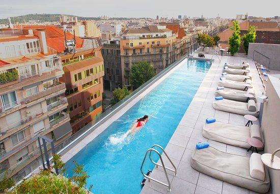 Ohla Eixample, hoteles en Barcelona