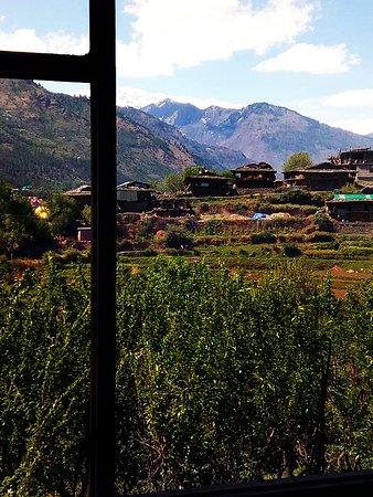 Billing Adventures of Himachal: View from window