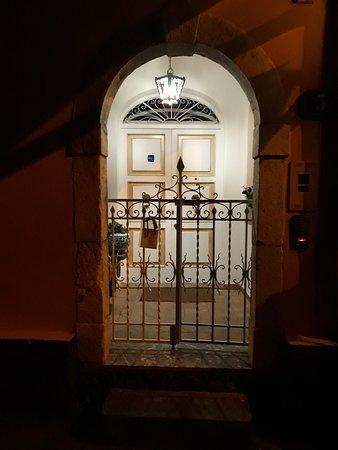 B&B Villa Accademia: entrata struttura