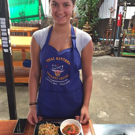 Thai Kitchen Cookery Centre: Cooking in Chiangmai#Thaikitchencookerycentre on28-29/5/18