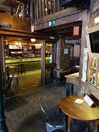 The Irish Rover Madrid : Great Irish pub