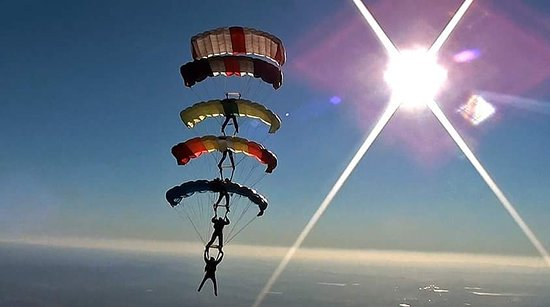 Newcastle Sport Parachute Club - Skydive Elderslie