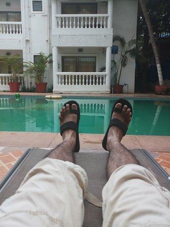 Hotel Windsor Bay: Sweeming pokl