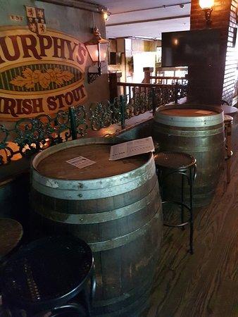 The Irish Rover Madrid: Great Irish pub