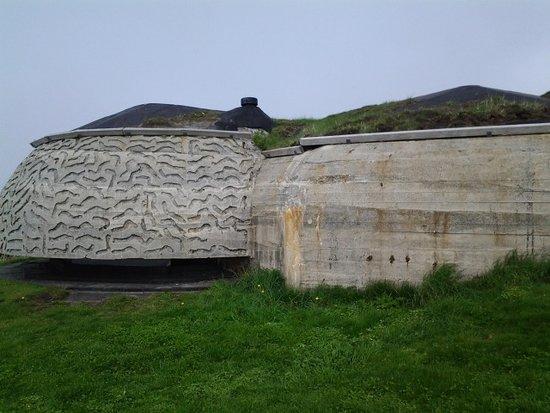 Bud, Norway: bunker