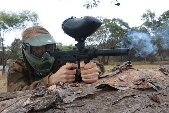 Freycinet Paintball