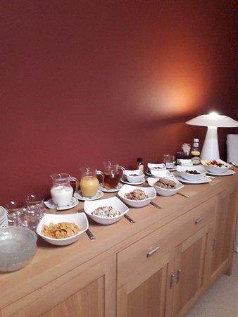 Ashwood House: Dining room