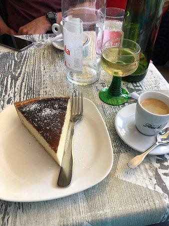 Schaal'é Sucré: Cheesecake.