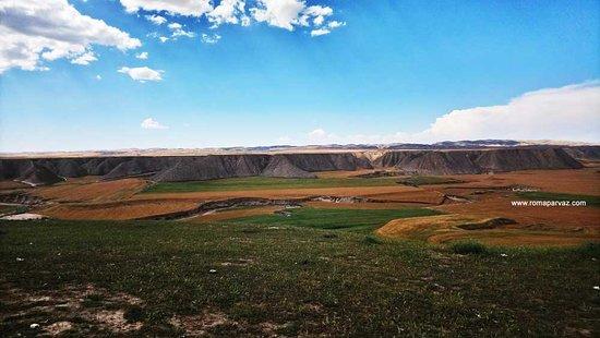Golestan National Park: Turkman Sahra Filed in Golestan Province