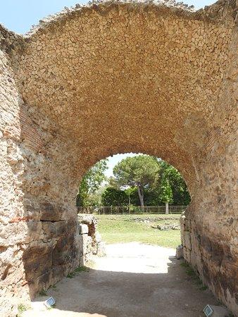 Anfiteatro Romano di Paestum: anfiteatro