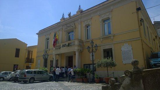 Castroreale, إيطاليا: palazzo peculio