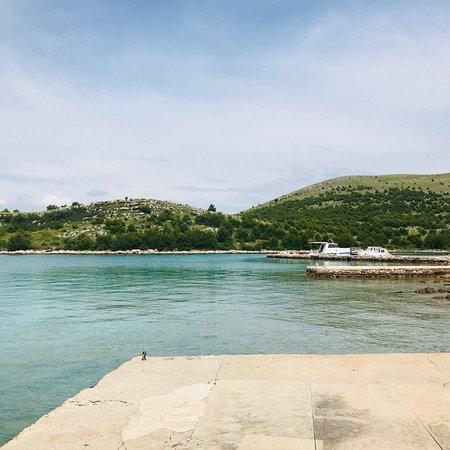 Excursion to Kornati National Park...