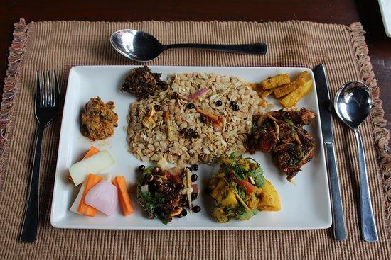 Bhojghar Restaurant & Lounge Bar : khaja set