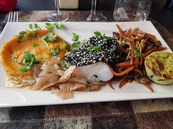 Le Vigan, Γαλλία: Excellent restaurant