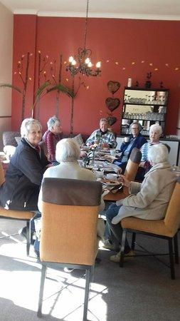Matatiele, South Africa: Coffeelicious Coffee Shop