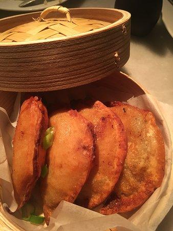 Cannibal Raw Bar Madrid: Dumplings