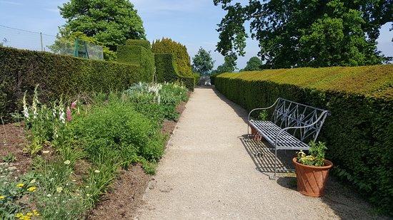 Hole Park Gardens: One of the many walks