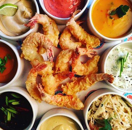 Shrimp House: #tempurashrimp