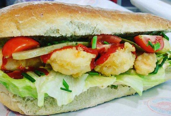 Shrimp House: #shrimpsandwich