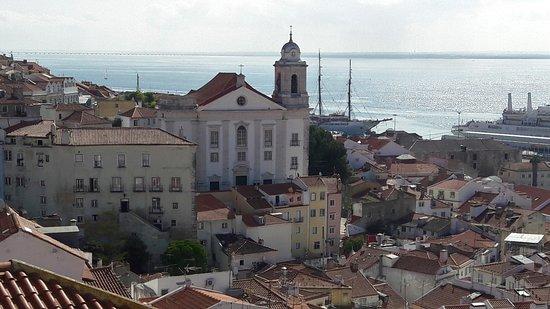 Miradouro de Santa Luzia照片