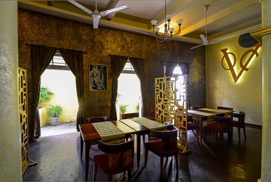 Restaurants interior foto van deco on 44 galle tripadvisor