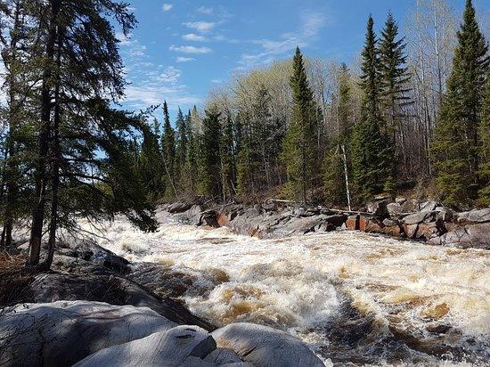 Dolbeau, Canada: Parc Régional des Grandes-Rivières