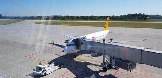 Pegasus Airlines: lviv den dönüş
