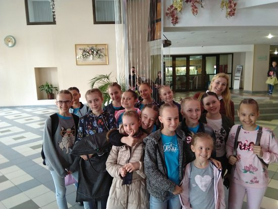 Bulgar: в холле отеля