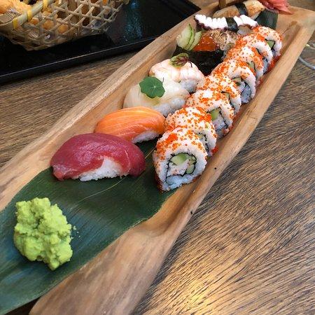 Miyabi Japanese Restaurant : Food