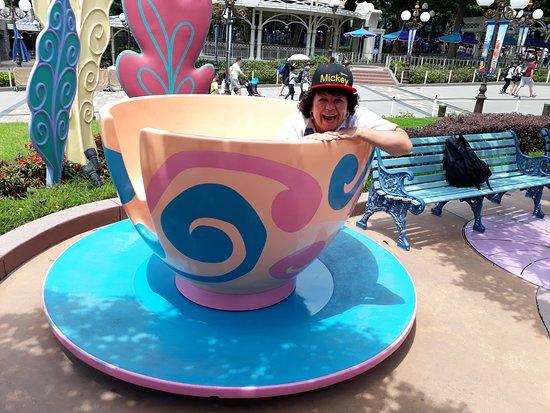 ฮ่องกงดิสนีย์แลนด์: Hong Kong Disneyland