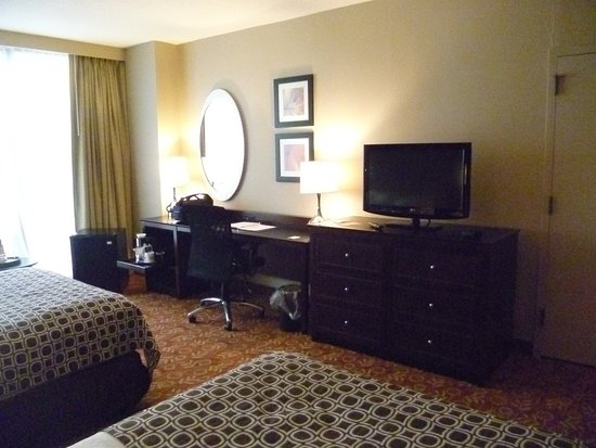 Crowne Plaza Hotel Philadelphia - Cherry Hill: Literie