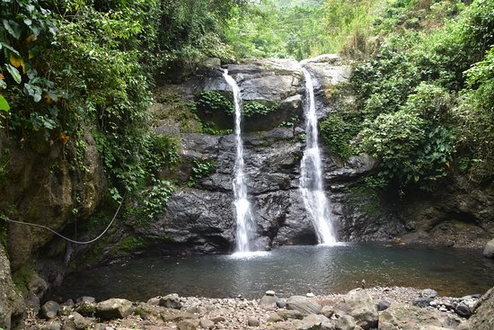 Pekutatan, Indonesia: Wasserfall